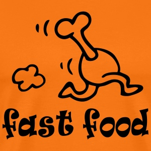 fast food Tee shirts - Men's Premium T-Shirt