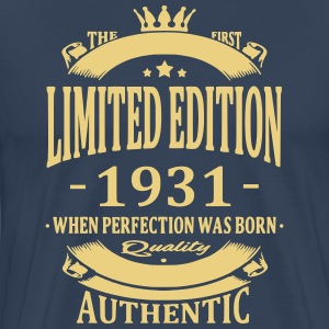 Limited Edition 1931 Tee shirts - T-shirt Premium Homme