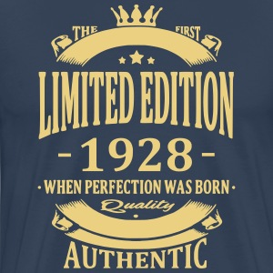 Limited Edition 1928 T-shirts - Mannen Premium T-shirt