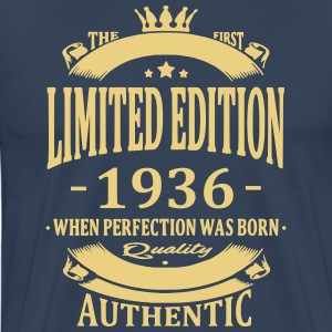 Limited Edition 1936 T-skjorter - Premium T-skjorte for menn