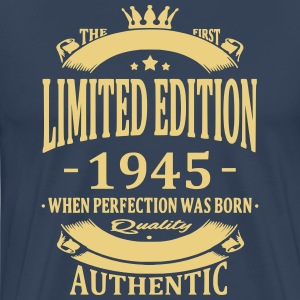 Limited Edition 1945 T-shirts - Mannen Premium T-shirt