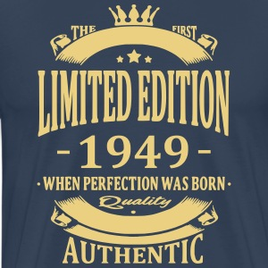 Limited Edition 1949 T-shirts - Mannen Premium T-shirt