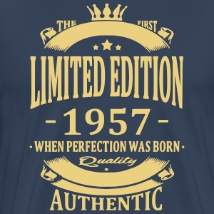 Limited Edition 1957 T-shirts - Herre premium T-shirt