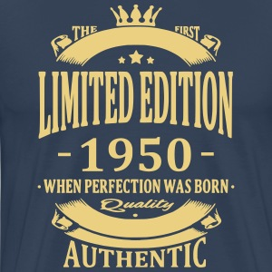 Limited Edition 1950 T-shirts - Mannen Premium T-shirt