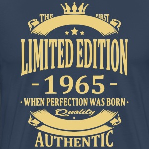 Limited Edition 1965 T-shirts - Mannen Premium T-shirt