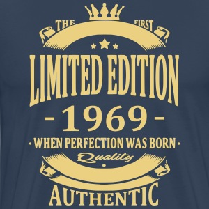 Limited Edition 1969 Tee shirts - T-shirt Premium Homme