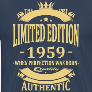 Limited Edition 1959 T-Shirts - Men's Premium T-Shirt