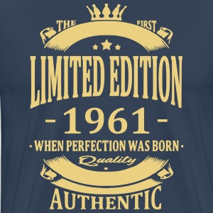 Limited Edition 1961 Tee shirts - T-shirt Premium Homme