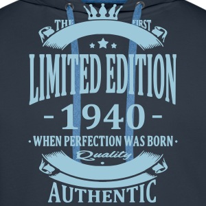 Limited Edition 1940 Hoodies & Sweatshirts - Men's Premium Hoodie