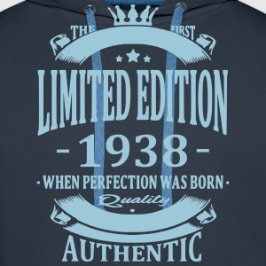 Limited Edition 1938 Sweat-shirts - Sweat-shirt à capuche Premium pour hommes