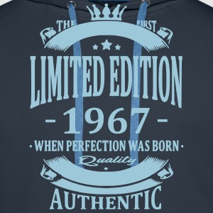 Limited Edition 1967 Hoodies & Sweatshirts - Men's Premium Hoodie