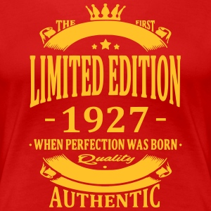 Limited Edition 1927 T-Shirts - Frauen Premium T-Shirt