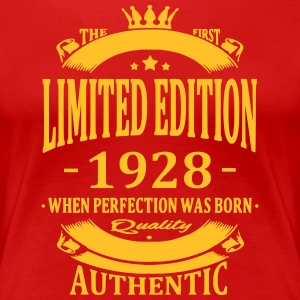 Limited Edition 1928 Tee shirts - T-shirt Premium Femme