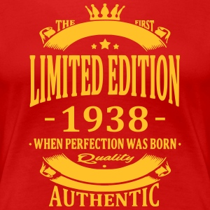 Limited Edition 1938 T-shirts - Vrouwen Premium T-shirt