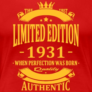 Limited Edition 1931 T-Shirts - Women's Premium T-Shirt