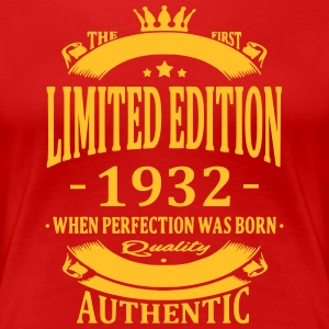 Limited Edition 1932 T-Shirts - Frauen Premium T-Shirt