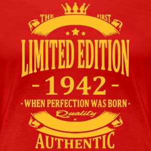 Limited Edition 1942 T-Shirts - Frauen Premium T-Shirt