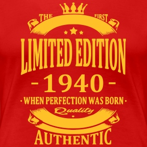 Limited Edition 1940 T-shirts - Vrouwen Premium T-shirt