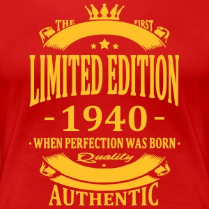 Limited Edition 1940 T-Shirts - Women's Premium T-Shirt