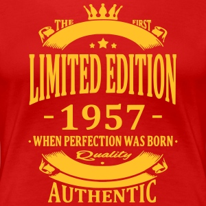 Limited Edition 1957 T-shirts - Vrouwen Premium T-shirt
