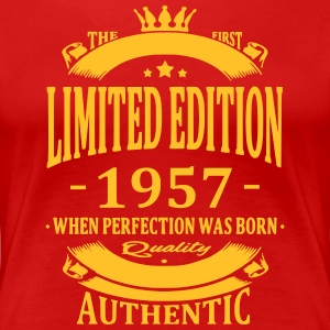 Limited Edition 1957 T-Shirts - Frauen Premium T-Shirt