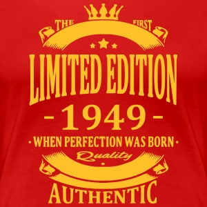 Limited Edition 1949 Tee shirts - T-shirt Premium Femme