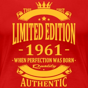 Limited Edition 1961 T-Shirts - Women's Premium T-Shirt