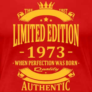 Limited Edition 1973 Tee shirts - T-shirt Premium Femme
