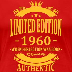 Limited Edition 1960 T-Shirts - Frauen Premium T-Shirt