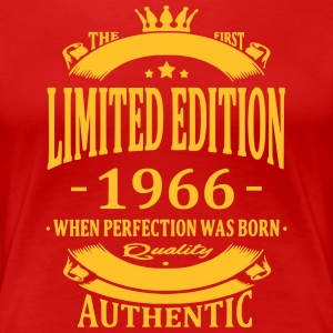 Limited Edition 1966 T-Shirts - Women's Premium T-Shirt