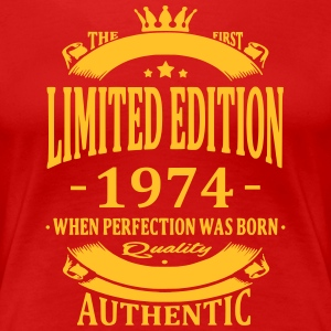 Limited Edition 1974 T-Shirts - Frauen Premium T-Shirt