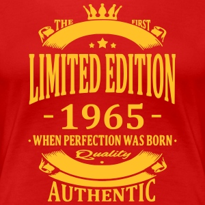 Limited Edition 1965 Tee shirts - T-shirt Premium Femme