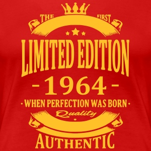 Limited Edition 1964 T-shirts - Vrouwen Premium T-shirt
