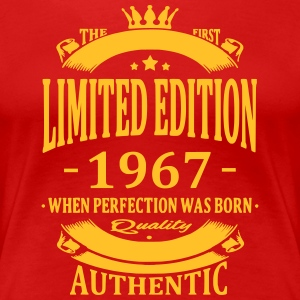 Limited Edition 1967 T-shirts - Vrouwen Premium T-shirt