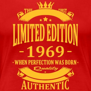Limited Edition 1969 T-Shirts - Frauen Premium T-Shirt