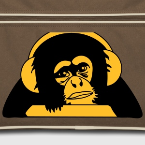Headphone Monkey Bags & Backpacks - Retro Bag