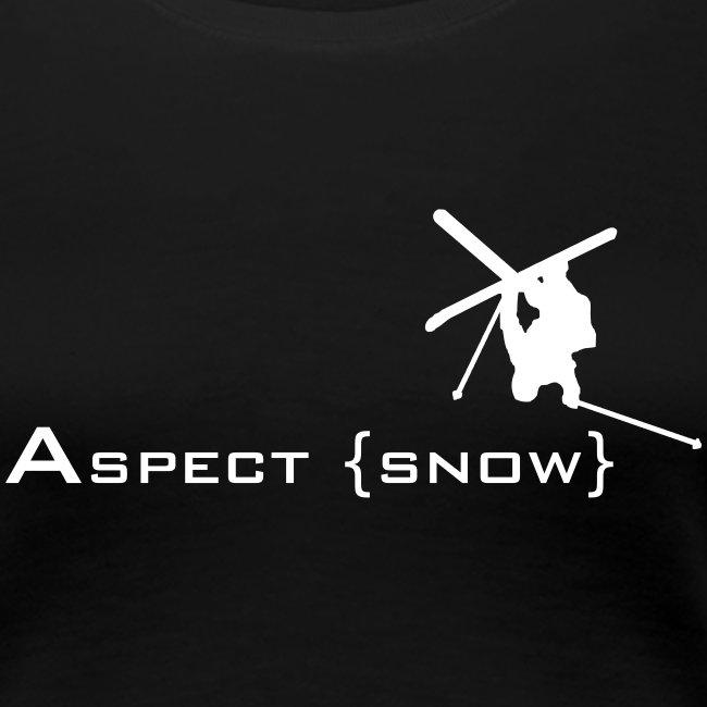 Aspect Ski Girls Top (Black)