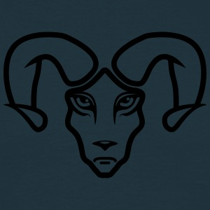 Aries zodiac sign horoscope T-Shirts - Men's T-Shirt