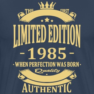 Limited Edition 1985 T-shirts - Mannen Premium T-shirt