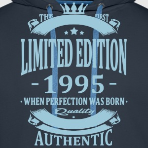 Limited Edition 1995 Hoodies & Sweatshirts - Men's Premium Hoodie