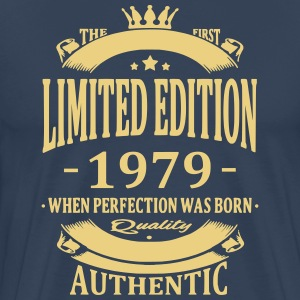 Limited Edition 1979 T-shirts - Mannen Premium T-shirt