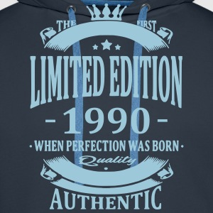 Limited Edition 1990 Sweat-shirts - Sweat-shirt à capuche Premium pour hommes
