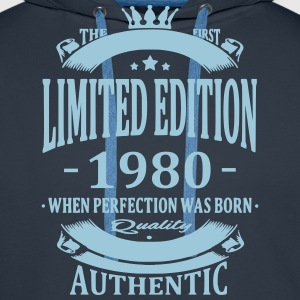 Limited Edition 1980 Sweaters - Mannen Premium hoodie