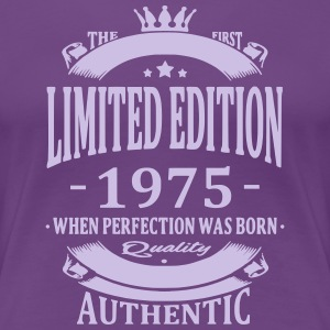 Limited Edition 1975 T-Shirts - Women's Premium T-Shirt