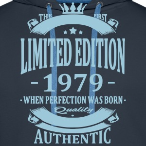 Limited Edition 1979 Hoodies & Sweatshirts - Men's Premium Hoodie