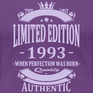 Limited Edition 1993 T-shirts - Vrouwen Premium T-shirt
