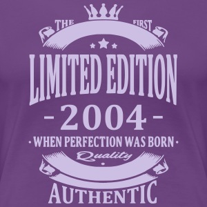 Limited Edition 2004 T-Shirts - Women's Premium T-Shirt