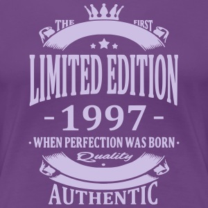 Limited Edition 1997 Tee shirts - T-shirt Premium Femme