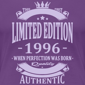Limited Edition 1996 T-Shirts - Women's Premium T-Shirt