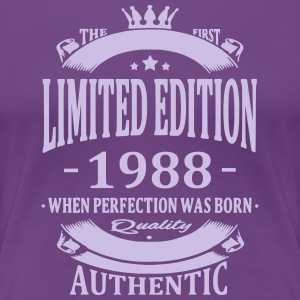 Limited Edition 1988 T-Shirts - Women's Premium T-Shirt